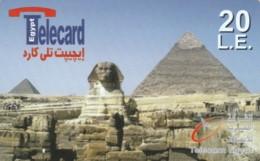 PREPAID PHONE CARD EGITTO (E50.24.8 - Aegypten