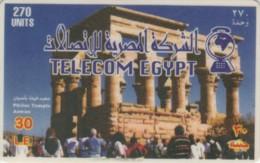 PREPAID PHONE CARD EGITTO (E50.25.1 - Egitto