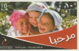 PREPAID PHONE CARD EGITTO (E50.26.1 - Aegypten