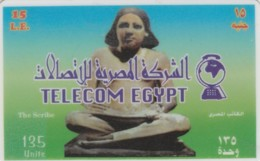 PREPAID PHONE CARD EGITTO (E50.26.2 - Aegypten