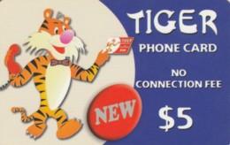 PREPAID PHONE CARD STATI UNITI (E50.40.5 - Andere