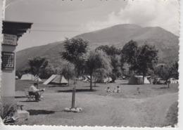 CPSM Luchon - Camping Du Val De L'Air - Luchon