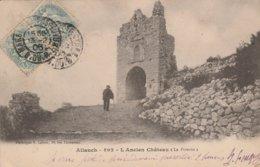 13 - ALLAUCH - L' Ancien Château (La Poterne) - Allauch