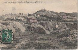 13 - ALLAUCH - Vue Générale Prise Des Platrières - Allauch
