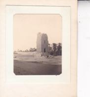 TOZEUR TUNISIE BLED El KADER 1923   Photo Amateur Format Environ 5,5 X 3,5 - Lugares