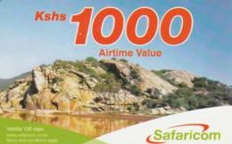 PREPAID PHONE CARD KENIA (PK1005 - Kenia