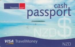CARTA TRAVELMONEY VISA-NOT ACTIVE (PK964 - Cartes De Crédit (expiration Min. 10 Ans)