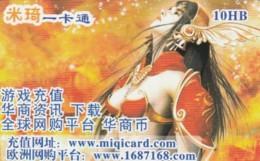 PREPAID PHONE CARD CINA (PK949 - Cina