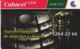 PREPAID PHONE CARD CUBA (PK914 - Cuba