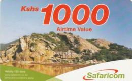 PREPAID PHONE CARD KENIA (PK1124 - Kenia