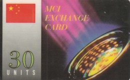 PREPAID PHONE CARD CINA-MCI (PK1143 - Cina