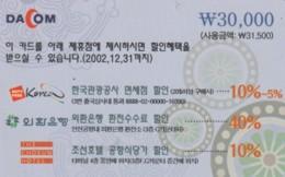 PREPAID PHONE CARD CINA (PK1198 - Cina