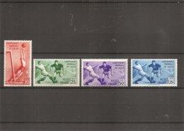 Italie ( 339/342 XXX -MNh) - Mint/hinged