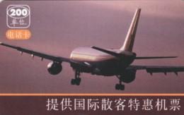 PREPAID PHONE CARD CINA (PK1192 - Cina
