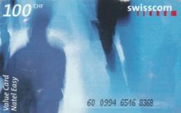 PREPAID PHONE CARD SVIZZERA (PK895 - Svizzera