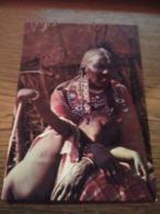 148751 MASAI WOMAN WITH CHILD - Kenia