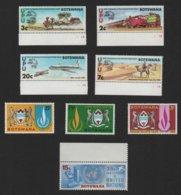 BOTSWANA Année Des Droits De L'Homme N° 192/194 ; Centenaire De L'U.P.U  Année 1974   N°262/265 ; ONU N° 218 Neuf** - Botswana (1966-...)