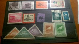 China 1960 The 90th Anniversary Of The Birth Of Lenin  And The Rest Of The Stamps - Ungebraucht
