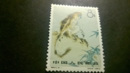 China 1963 Snub-nosed Monkeys - 1949 - ... Repubblica Popolare