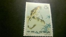 China 1963 Snub-nosed Monkeys - Nuevos