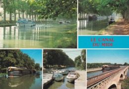LE CANAL DU MIDI (dil427) - Languedoc-Roussillon