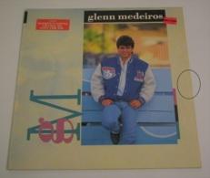 33T GLENN MEDEIROS : Glenn Medeiros - Other - English Music