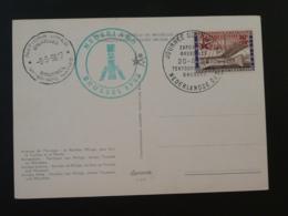 Carte Souvenir Journée Des Pays Bas Exposition Universelle Bruxelles 1958 - 1958 – Brussels (Belgium)
