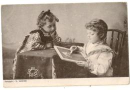 197 - Jeux D'enfants (5 Cartes) - Szenen & Landschaften