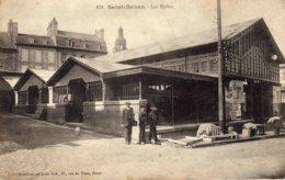 SAINT-RENAN  - Les Halles - France