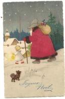 208 - Joyeux Noël - Père Noël - Jouets - Santa Claus