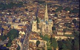 Ariel View - Chichester - Formato Piccolo Viaggiata Mancante Di Affrancatura – E 13 - Cartoline