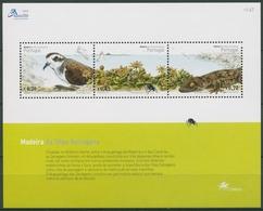 Portugal - Madeira 2004 Savage-Inseln Fauna/ Flora Block 29 Postfrisch (C91006) - Madeira