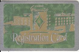 F.Y.R.O.M. - Flamingo Casino, Member Card, Used - Casino Cards