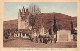 Gotein Canton Mauléon - Frankreich