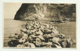 COSTRUZIONE SCOGLIERA DI S.ANGELO D'ISCHIA 1931   VIAGGIATA FP - Napoli (Naples)
