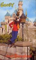 Goof In Disneyland - Formato Piccolo Viaggiata Mancante Di Affrancatura – E 13 - Cartoline