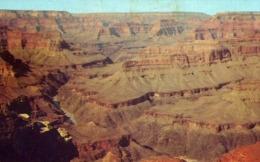 Grand Canyon National Park Arizona Down River From From Mojive Point - Formato Piccolo Viaggiata – E 13 - Cartoline