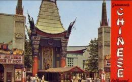 Grauman's Chinese Theatre Hollywood - California - Formato Piccolo Non Viaggiata – E 13 - Cartoline