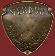 ** CENDRIER  VERDUN  -  SOUVENIR  De  FRANCE ** - 1914-18