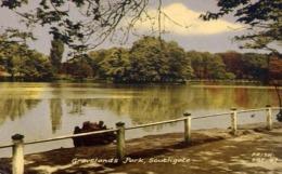 Grovelands Park - Southgate - Formato Piccolo Viaggiata – E 13 - Cartoline