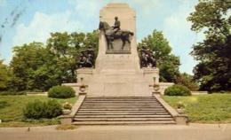 John Henry Patterson Memorial Hills And Dales Park Dayton Ohio - Formato Piccolo Viaggiata – E 13 - Cartoline