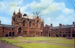 Keble College - Oxford - Formato Piccolo Viaggiata Mancante Di Affrancatura – E 13 - Cartoline