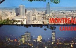 Montreal - Canada - Formato Piccolo Viaggiata Mancante Di Affrancatura – E 13 - Cartoline
