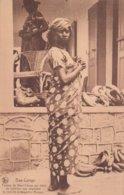Bas-Congo Femme Du Haut Congo - Congo Belga - Otros