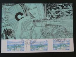 Carte Maximum Card Région Centre Dessin De Sainson Orléans 45 Loiret 1976 - Cartas Máxima
