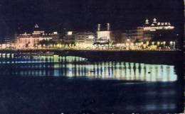 Nice - Le Nuit - Vue Prise De La Mer - Formato Piccolo Viaggiata – E 13 - Cartoline