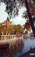 Paris - La Seine Au Pont Au Change - Formato Piccolo Viaggiata – E 13 - Cartoline