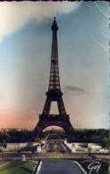 Paris - La Tour Eiffel  Vue Du Palais De Chaillot - Formato Piccolo Viaggiata – E 13 - Cartoline