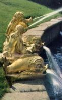 Petrodvorets - Grat Cascade Sirens Fountain - Sculptor  F.shchedrin - Formato Piccolo Viaggiata – E 13 - Cartoline