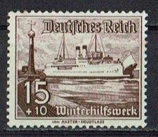 DR 1937 // Mi. 657 * - Allemagne